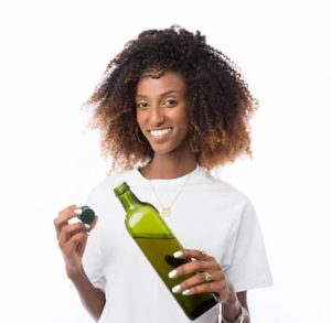 Natural Oils for Curls